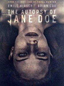 ภาพยนตร์ The Autopsy of Jane Doe
